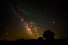 Milky Way (CaptSpaulding) Tags: canon california color contrast clouds closeup centralcoast 6d rokinon landscape light lompoc car nature night nightshot longexposure santamargarita unitedstates
