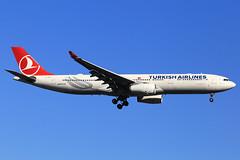 Turkish Airlines  Airbus A330-343E TC-JNK (widebodies) Tags: düsseldorf dus eddl widebody widebodies plane aircraft flughafen airport flugzeug flugzeugbilder turkish airlines airbus a330343e tcjnk