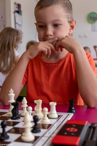 IV Szachowe Mistrzostwa Przedszkola Abracadabra-11