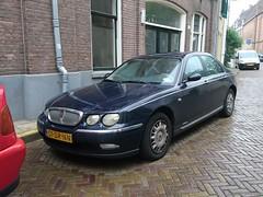 Rover 75 2.0 CDT 1999 (01-DR-NN) (MilanWH) Tags: rover 75 20 cdt 1999 01drnn