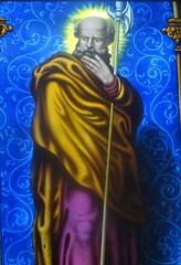 [63194] Redbourne : St Matthew (Budby) Tags: redbourne lincolnshire church churchesconservationtrust window stainedglass