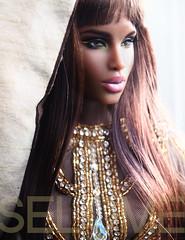 Selome (kingdomdoll) Tags: selome salome kingdom kingdomdoll beauty resinfashiondoll bjd fbjd fashiondollquarterly doll fashiondoll fashion couture