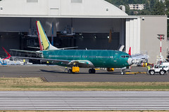 7043 1B931 737-8 Shenzhen Airlines (737 MAX Production) Tags: b737 boeing737max boeing boeing737 boeing7378 boeing7378max 70431b9317378shenzhenairlines