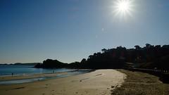 PERROS-GUIREC (claude 22) Tags: plage perrosguirec beach côtesdarmor bretagne breizh brittany france europe landscape paysage trestrignel sable estran sand soleil sun mer mar gr34