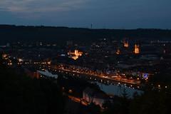 Würzburg Würzburg von der Wallfahrtskirche Käppele (liakada-web) Tags: würzburg bayern deutschland deu
