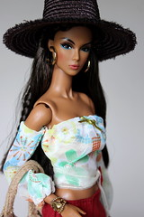 Changing Winds Eden Blair (Gulya_Deanna) Tags: changingwindsedenblair fashionroyalty nuface fashionfairytaleconvention eden fashiondoll integritytoys