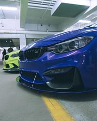 bimmers (Budgetographer) Tags: bmw m3 awesome vibrant purple f80 m4 lowered fuji xt1 1655 carbonfibre headlight f82 turbo fast racecar trending