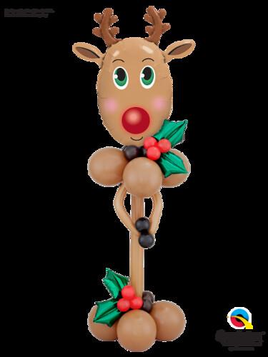 Red-Nosed Reindeer Greetings