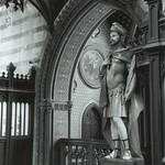 Saint Maurice. La cathédrale St-Maurice de Mirepoix. (Rolleiflex 3,5 Ilford FP4) thumbnail