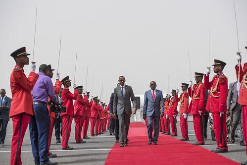 Inauguration of Djibouti International Free Trade Zone   Djibouti, 05 July 2018