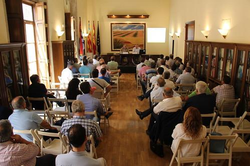 Asamblea y jornada sectorial de Frutas y Hortalizas. Valencia (23-06-2017)