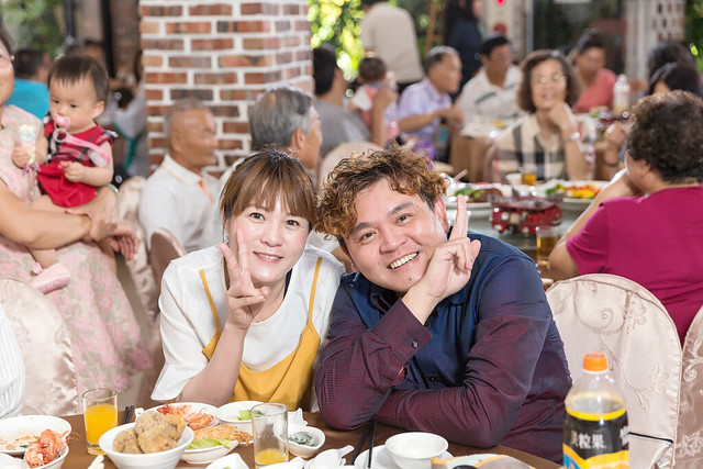 台南婚攝 大成庭園餐廳 紅樓 (93)