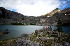 Rockbound Lake (Johnny O.) Tags: banff national park rocky mountains canadian rockies canada