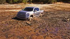 Bad Day at the Lake (oldhiker111) Tags: truck mud