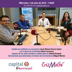En portada (Capital Emocional) Tags: capital emocional radio cris moltó