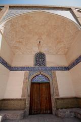 Ali Qapu Gate, Qazvin (blondinrikard) Tags: iran persia qazvin travel tourism