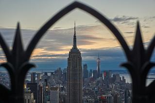 Framing Manhattan