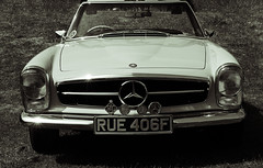 Mercedes 250SL (big_jeff_leo) Tags: car carshow classiccar automotive auto vintage vehicle veteran