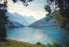 Serre-Ponçon, version fjord ! (Charlottess) Tags: nikon5300 juillet hautesalpes serreponçon eau lac