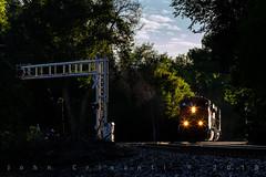 Early Morning Run (Colorado & Southern) Tags: bnsfrailway bnsf gees44ac gec449w gees44c4 manifest manifesttrain trains train railfanning railroad railfan railway railroads railroading rail rr railroadtrack railroadcrossing colorado coloradorailroads coloradotrains coloradorailfanning