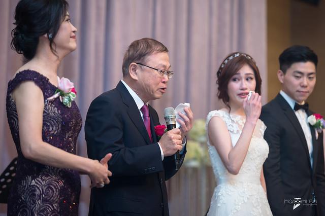 Allen&Alice-台南大億麗緻宴客-婚禮記錄-29