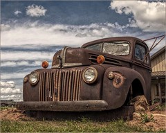 The Ford (A Anderson Photography, over 2.6 million views) Tags: truck ford canon cloudy grill