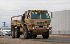 Oshkosh 5t 6x6 MTV (Medium Tactical Vehicle) (NoVa Truck & Transport Photos) Tags: oshkosh 5 ton 6x6 mtv medium tactical vehicle 411 engineer brigade 463 battalion 299 company fort belvoir us army