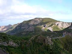 Tanque-hegy (ossian71) Tags: spanyolország spain kanáriszigetek canaryislands gomera lagomera garajonay tájkép landscape természet nature hegy mountain