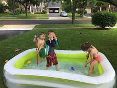 "Paul and Inde Play with Austin Winkler in the Pool • <a style=""font-size:0.8em;"" href=""http://www.flickr.com/photos/109120354@N07/41320171780/"" target=""_blank"">View on Flickr</a>"