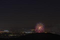 Irvine High School Fireworks (mutovkin) Tags: california fireworks g9 independenceday irvine july4th lumix lumixg9 panasonic panasonicg9 usa unitedstates