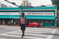 () (Carey Moulton) Tags: miami beach street decisive moment july4th independence