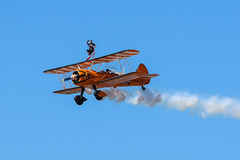 Aerosuperbatics Wingwalkers (Bantine) Tags: southport airshow 2018 aerosuperbatics wingwalkers