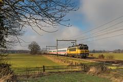 NS International 1750 Bathmen (Hans Wiskerke) Tags: bathmen overijssel nederland nl