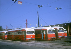 Bi-State PCC 1618 (Chuck Zeiler) Tags: bistate pcc 1618 railroad railway transit streetcar trolley saintlouis train chuckzeiler chz