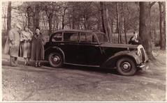 FAMILY CAR (old school paul) Tags: vintage photo