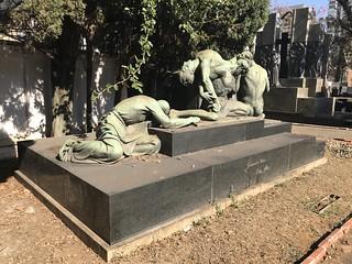 São Paulo Cemetery, Bairro Pinheiros, Brazil.