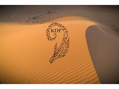 Trekking the Saharan (Kimo Diaz Photography) Tags: morocco sahara desert sand hike landscape orange travel adventure hot outdoor dunes sanddunes beautiful dramatic morning sunlight light calm kimo diaz photography