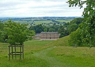 Dyrham Park, South Gloucestershire. (National Trust)