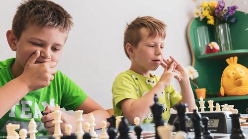 VIII Turniej Szachowy o Mistrzostwo Przedszkola Wesoła Piątka (7 of 78)
