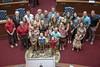 6-19-18 State Senators Oath of Office (Arkansas Secretary of State) Tags: oathofoffice state senator chief justice dan kemp senatechamber statesenator breannedavis district16 breanne davis district 16