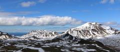 Kerlingarskarð (hó) Tags: kerlingarskarð grímsfjall snæfellsnes landscape iceland sky clouds snow may 2018