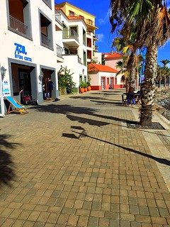 Madeira, Portugal. Funchal Waterfront