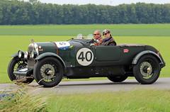 PG8804 Lagonda 2 Litre (1930) Oldtimerday Lelystad 2018