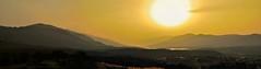 Calima (La nesto de la lango) Tags: amanecer jerte valle montañas panorama panorámica calima