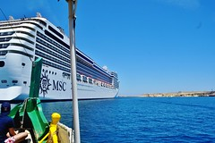 2016-06-08g rejs - Vittoriosa (23) (aknad0) Tags: malta vittoriosa morze architektura krajobraz statki