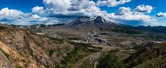 Mount St. Helens (zumipin) Tags: mountsthelens johnstonridgeobservatory volcano panorama nature outdoors mountain