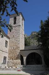 CONVENTO DE SAN JULIÁN Y SAN ANTONIO - TORRE CAMPANARIO (PCampayo) Tags: 2018 lacabreramonasterio convento románico iglesia senderismo