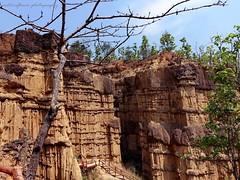 Phachor...grand canyon Chiang Mai. (natureflower) Tags: phachor grand canyon chiangmai thailand maewong national park unusual natural features