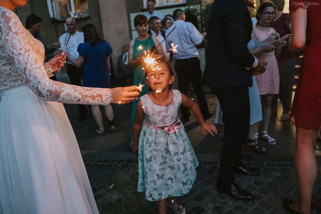 574 - ZAPAROWANA - Kameralny ślub z weselem w Bistro Warszawa