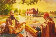 Sri Guru Arjan Dev Ji - Birth of the Adi Granth (Very High Quality Image) (KhalsaSoulja) Tags: khalsasoulja prithichand bhaigurdasji sriguruarjandevji srigurugranthsahibji adigranth sheikhfarid artofpunjab harmandirsahib sikhhistory kanwarsingh sikh sikhism sikhi bani paath simran goldentemple amritsar highquality art waheguru gurmukhi shabad